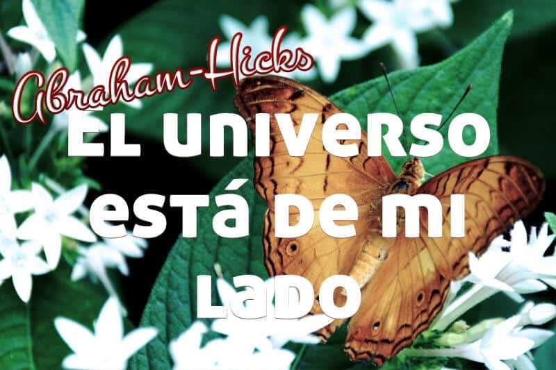 Avalancha el universo está de mi lado ~Abraham-Hicks