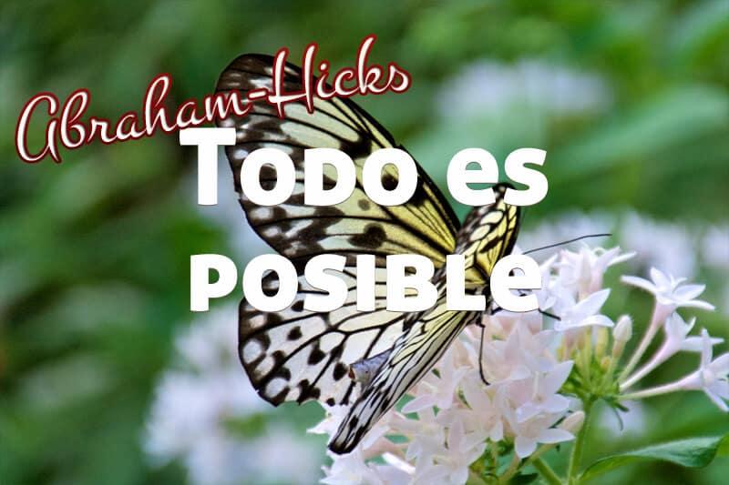 Todo es posible ajusta tu percepción ~ Abraham-Hicks en español