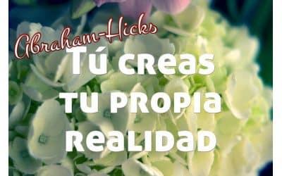 """Avalancha """"Tú creas tu propia realidad"""" ~Abraham-Hicks en español"""