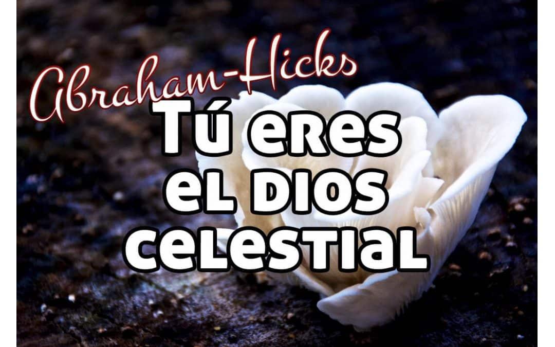 Tú eres el Dios celestial ~ Abraham-Hicks en español