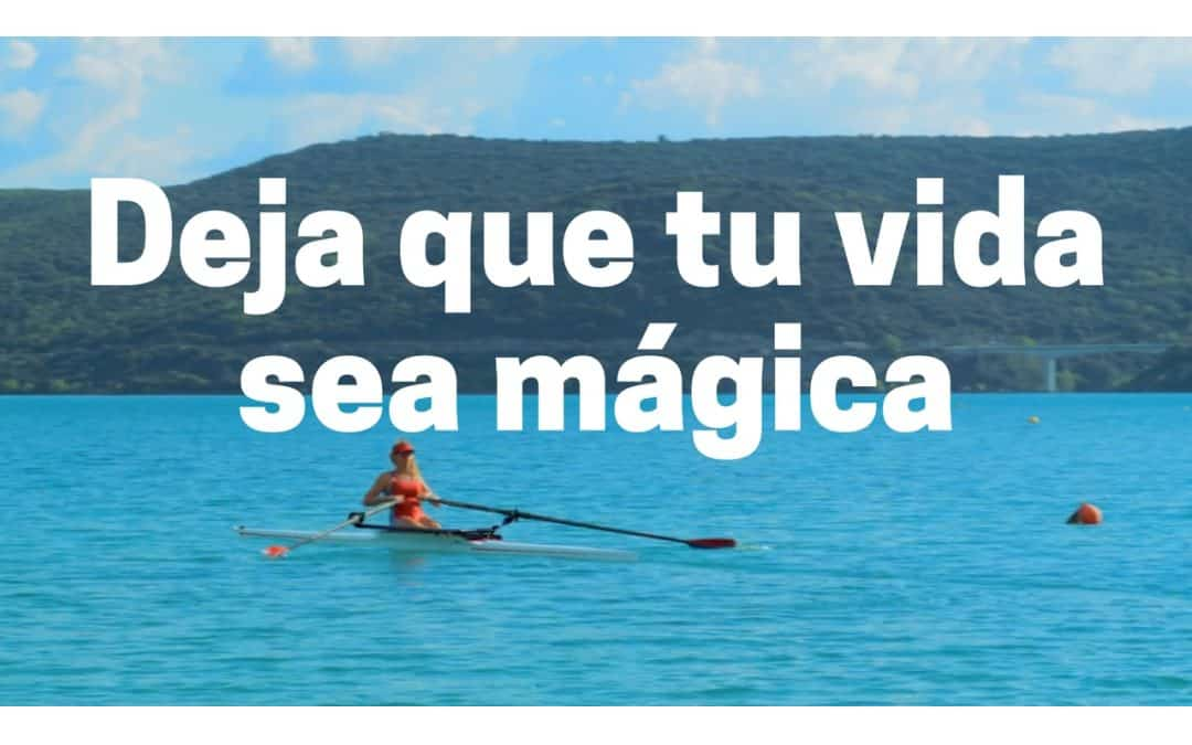 Deja que tu vida sea mágica