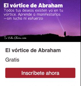 "mini curso gratis ""El vórtice de Abraham"""