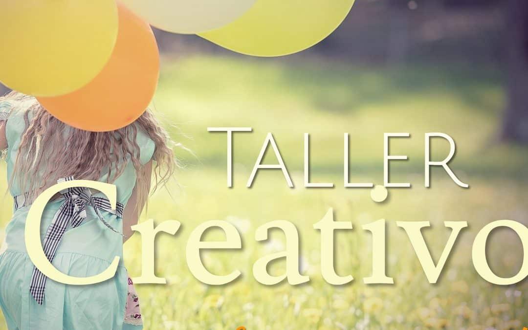 Mantra del mes: Taller creativo