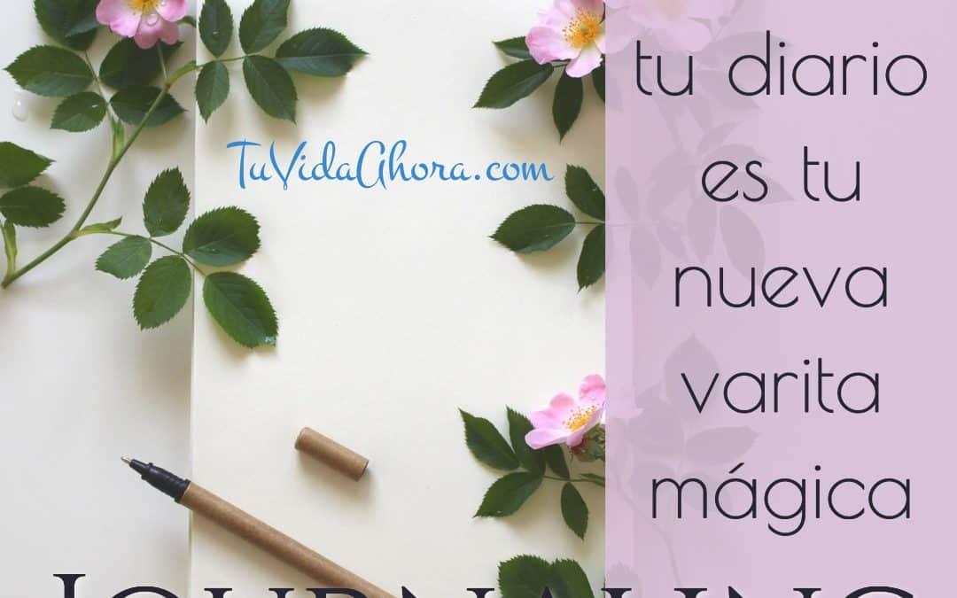 Mantra del mes: Journaling