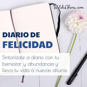 diario de felicidad Esencia