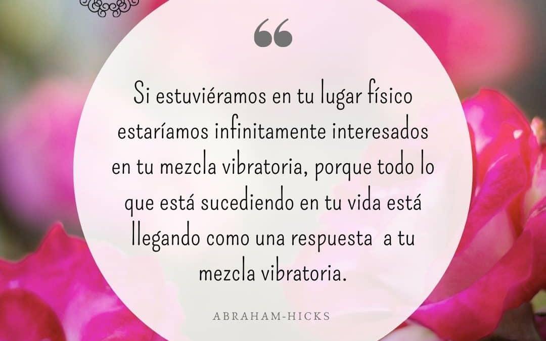 Infinitamente interesados en tu vibración